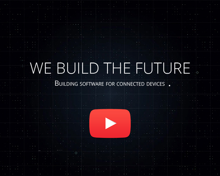 We Build The Future