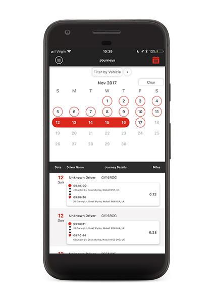 Scorpion-Fleet-app-journey-reports