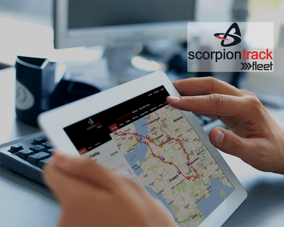 Case Study ScorpionTrack fleet