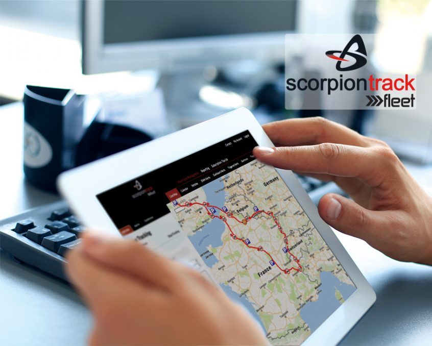 scorpiontrack fleet case study