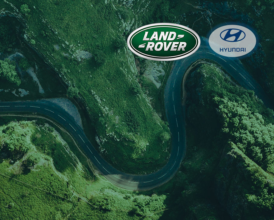 Case Study - rapid prototyping - land rover - hyundai