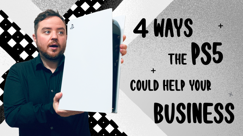 4 Ways The PS5 Can Help Your Business