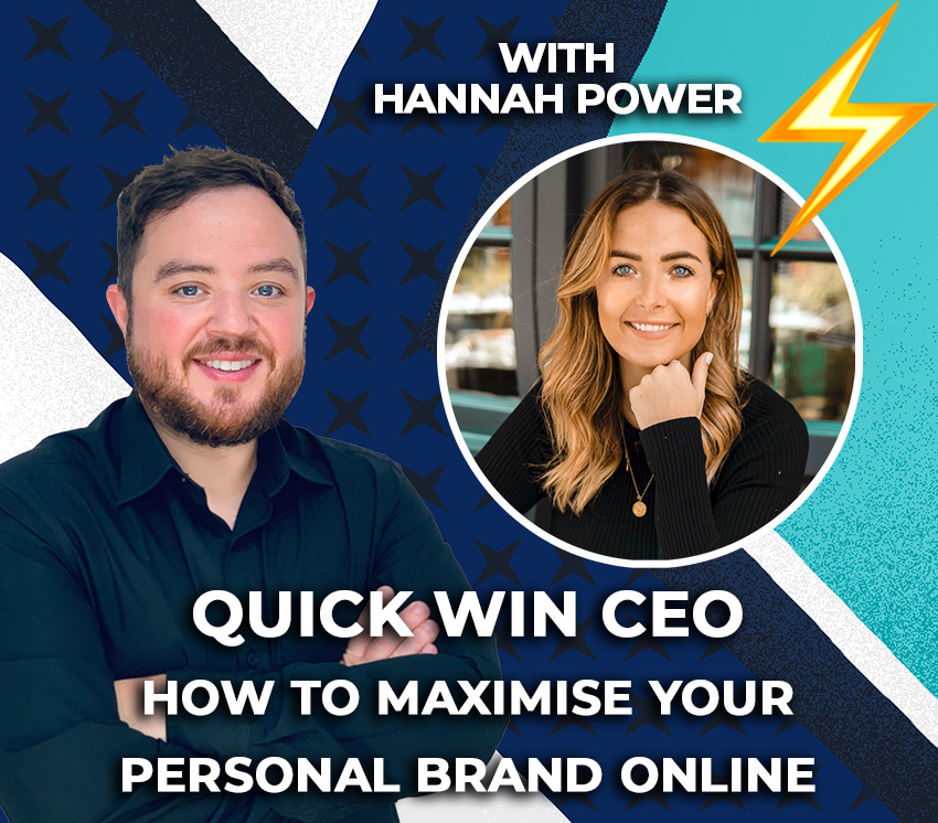 How to maximise your personal brand online – with Hannah Power