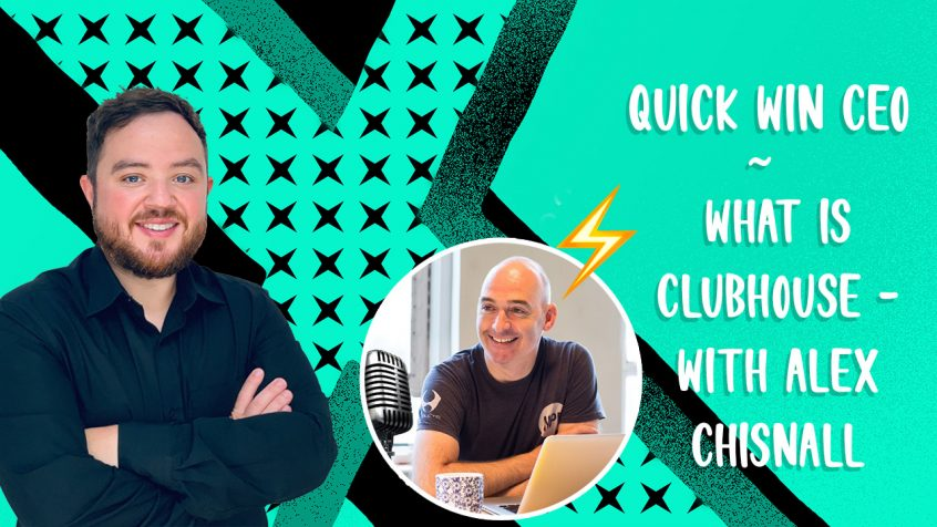 What is Clubhouse and is it the future of social media with alex chisnall